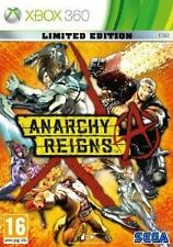 Anarchy Reigns: Limited Edition (Xbox 360) (UK IMPORT) Nuovo e Sigillato