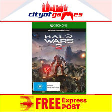 Halo Wars 2 Game Xbox One New & Sealed Free Express Post In Stock