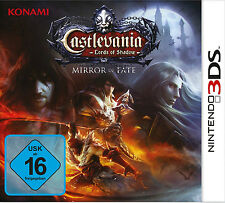 3ds Castlevania Lords of Shadow Mirror of Fate New Nintendo