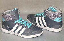 outlet store 77ce1 b53af Adidas F98641 Hoops VL MID W Damen Schuhe Freizeit Boots 36 23 UK4 Grau