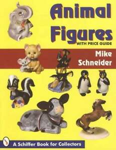 Vintage Animal Figurines Collector Guide incl Frankoma, Royal Doulton, Others