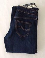 Denim Regular Size Flare Jeans Lee for Women