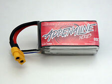 Thunder Power RC 1300mAh 4-Cell/4S 14.8V FPV Adrenaline 80c / 160c Limited Stock