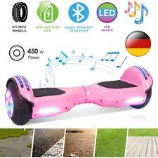 6,5 Zoll LED Hoverboard Elektro Scooter Selbst Balance ElektroRoller Skateboard