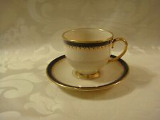 Lenox China Jefferson Pattern Cup and Saucer