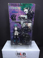 RARE Fewture Action Figure Ninadolono Dokuro PURPLE Hair Mono HEAD by Nirasawa