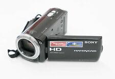 Sony handycam hdr-cx250e videocámara negro-digital HD video camera grabador