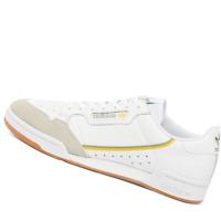 ADIDAS MENS Shoes Continental 80 - White & Gum - EG6382