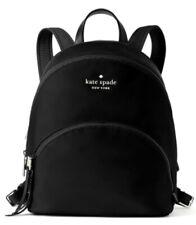 New Kate Spade New York Karissa Nylon Medium backpack Black