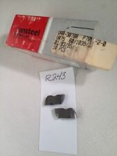 10 NEW VR/WESSON NR 3078R (.156 WIDE) TOP NOTCH CARBIDE INSERTS GR VR75. (R243)