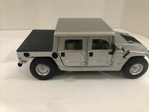 HUMMER H1 Hard top - Maisto Special Edition - 1:18 Silver