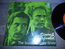 "SIMON & GARFUNKEL ""THE BOXER / BABY DRIVER"" 1969 7 INCH NCB CBS RECORDS RARE OOP"