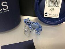 Swarovski Figur Frosch Pfeilgiftfrosch 5 cm. Mit Ovp & Zertifikat. Top Zustand