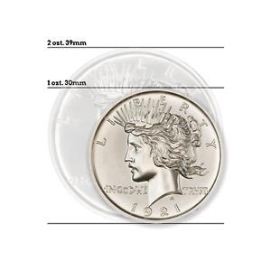 1921 High Relief Peace Dollar Commemorative 1 oz Silver USA PRE-SALE HR BU Round
