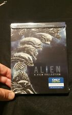 ALIEN 1-6 Six Film Collection Blu-Ray Steelbook BRAND NEW Free Ship
