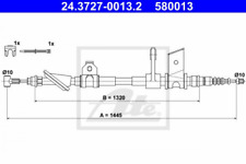 Seilzug, Feststellbremse für Bremsanlage Hinterachse ATE 24.3727-0013.2