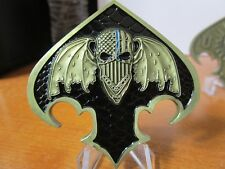 United States Federal Air Marshal Service FAMS Punisher TSA FAM Challenge Coin
