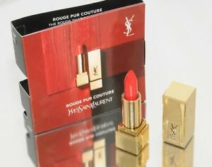 Yves Saint Laurent ~ YSL - Rouge Pur Couture 01 Le Rouge Lipstick .045 oz *NEW!
