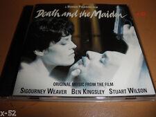 DEATH and the MAIDEN soundtrack CD Wojciech Kilar SCHUBERT sigourney weaver OST