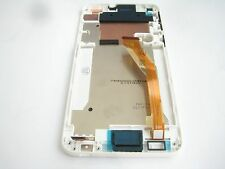 White LCD display touch screen+frame For HTC Desire 816 816X D816 D816X