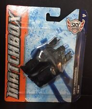 MATCHBOX SKYBUSTERS BATMAN MBX UNDERCOVER THE BAT 2012 NEW MATTEL