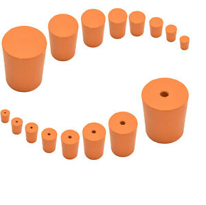 RUBBER BUNG, RUBBER STOPPER VARIOUS SIZES RUBBER PLUG, From Size 11 To Size 40
