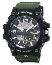 Casio G-Shock Mudmaster Twin Sensor GG-1000-1A3 GG1000-1A3 Men's Watch