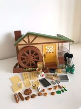 Sylvanian Families Watermill Bakery Christopher Appleblossom Food Accessories