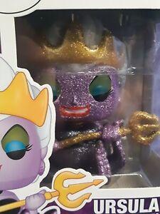 Funko Pop Vinyl Figure Disney Ursula 231 Glitter MIB