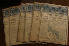 TOUR du MONDE - ed.CHARTON - 1896- en ASIE MINEURE voyage CAPPADOCE - B. CHANTRE