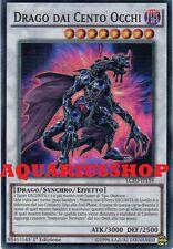 Yu-Gi-Oh Drago dai Cento Occhi LC5D-IT154 SuperRaro in ITA Hundred Eyes   Dragon