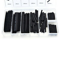 127x Heat Shrink Tubing Shrinkable Tube Assortment Kit Sleeving Wrap Wire 2: A8A