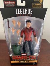 NEW SHANG-CHI Shang Chi Legend of Ten Rings MCU Marvel Legends MR. HYDE BAF Wave