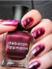 NEW! Deborah Lippmann LOVE IS A BATTLEFIELD Polish Lacquer full size Magnetic