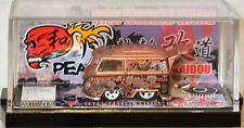 HOT WHEELS 2015 29th SPECIAL EDITION KRAZY KUSTOM KOOL KOMBI AUTOGRAGHED