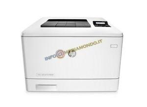STAMPANTE LASER A COLORI HP Color LaserJet Pro M454dn RETE DUPLEX