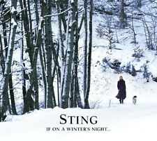 Sting - If on a Winter's Night [New CD] Digipack Packaging