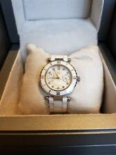Guess Collection GC Sapphire & Pearl Ladie's Watch (Swiss Made)