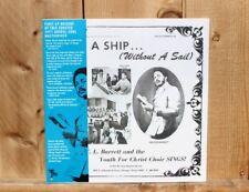 Pastor T.L Barrett & the Youth For Christ Choir Like A Ship Vinyl LP! Rare LITA!