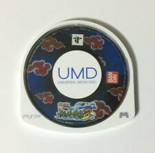 USED PSP Disc Only NARUTO Shippuden Narutimate Axel 3 JAPAN PlayStation Portable