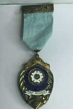 More details for 1964 chocolate & confectionary association past president silver gilt medal