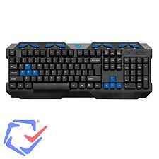 PC USB Gaming Tastatur Gamer Keyboard QWERTY Layout COBRA PRO MT1251