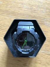 Casio G shock GA-100C Men's Black Watch
