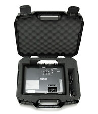 Rugged Projector Carrying Case fits Epson Projector VS250 SVGA and More