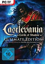 PC Game  Castlevania: Lords of Shadow (Ultimate Edition) DVD shipping NEW