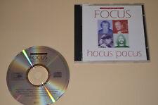 Focus - Hocus Pocus / The Best Of / EMI Music 1993 / Holland