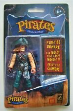 CAPTAIN SKULL FACE PIRATES PLUNDER & PILLAGE KO KNOCK OFF TOY ACTION FIGURE