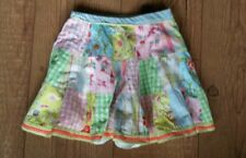Girls Oilily skirt, patchwork, multicoloured, age 2 years