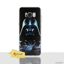 Darth Vader Star Wars Gel Case for Samsung Galaxy S6 EDGE G925 Silicone Cover