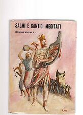 salmi e cantici meditati - fernando bortone s.j. - boxpd16g2